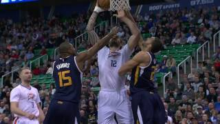 NBA Top 10 Plays | January 23, 2017 | NBA 2016-17 Season