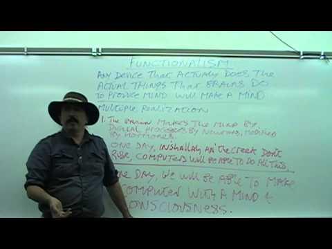 Functionalism 1.1 ver 1