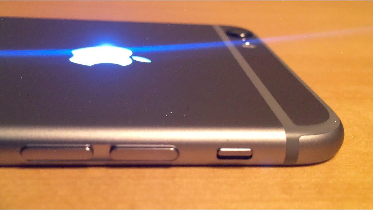 Resultado de imagem para LED Apple Logo
