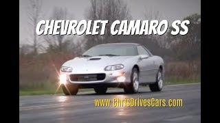 "2002 Camaro SS 6-Speed - ""Chris Drives Cars"" Video Test Drive"