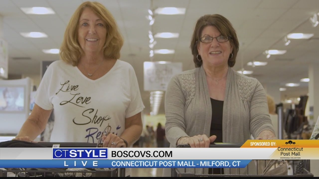 1fc5fc40cd Boscov s Grand Opening - Connecticut Post Mall - YouTube