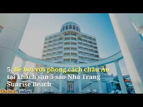 10 khách sạn Nha Trang 5 sao sang trọng bậc nhất