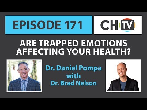 Are Trapped Emotions Affecting Your Health - CHTV 171