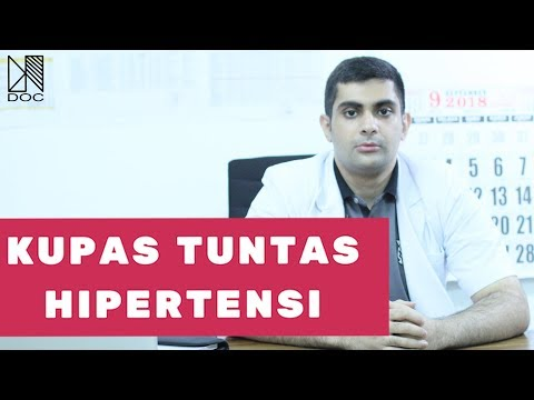 Dokteroncall: Hipertensi Explained (Tekanan Darah Tinggi)