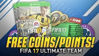 HOW TO GET FREE COINS AND FIFA POINTS ON FIFA 17! 😱🤑 (Unlimited Free Coins/FIFA Points)