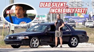 ULTIMATE SLEEPER Mercury Marauder Terrifies Unsuspecting Passengers...