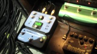 The Bass Distortion Pedal of Def Leppard Bassist, Rick Savage