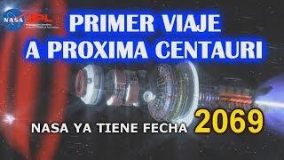 Viaje interestelar al sistema solar Alfa Centauri por NASA