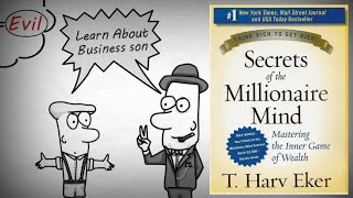 SECRETS OF THE MILLIONAIRE MIND BY T. HARV EKER (Animated Review)