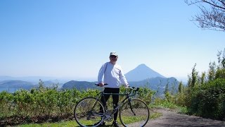 2017年 鹿児島自転車旅行 in 開聞