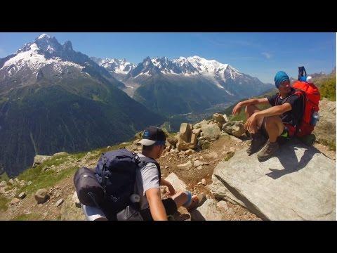 Into the Clouds - Tour du Mont Blanc