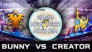 Bunny vs Creator (TvP) GBL - StarCraft2