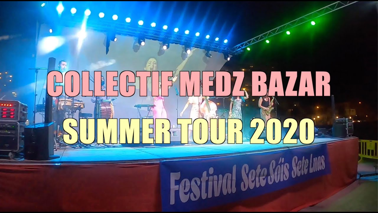 Medz Bazar Adventures 🎶 Our first post-COVID tour!