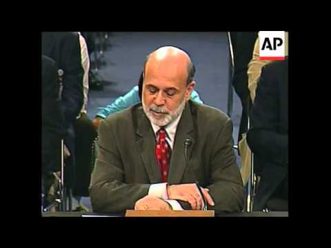 Stocks dip as investors take profits after jump, Bernanke comments