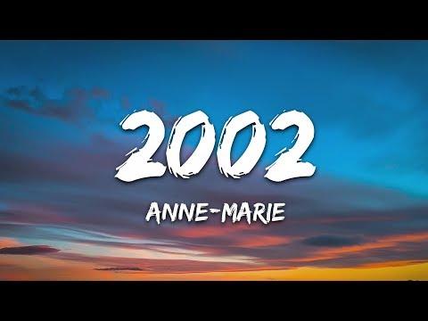 Anne Marie - 2002