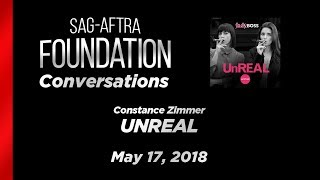 Conversations with Constance Zimmer of UNREAL