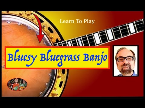 Banjo Newsletter - Bluesy Licks