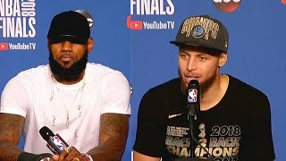 If LeBron James Was Honest About Cavaliers & If Stephen Curry Was Honest About 2018 NBA Finals
