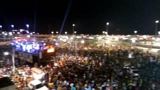 Bloco de rua (noite) - Carnaval Cabo Frio 2015