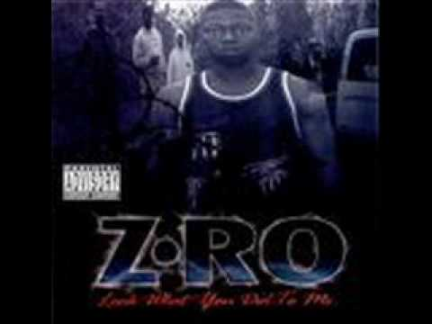 z-ro look what you did to me (screwed and chopped)