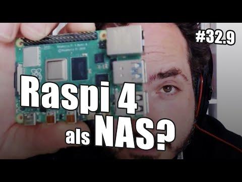 Raspberry Pi 4 Als NAS   C't Uplink 32.9