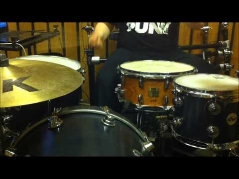 Fall Out Boy - Save Rock and Roll - Drum Cover - YouTube