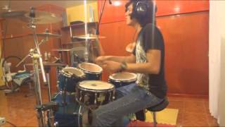 Dismantle the dictator - Drum cover - Jorge Arriaga