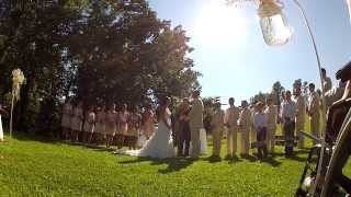 Brian and Paige's Wedding
