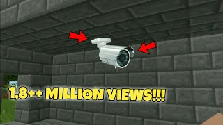 Download Video CARA MEMBUAT CCTV DI MINECRAFT PE MP3 3GP MP4