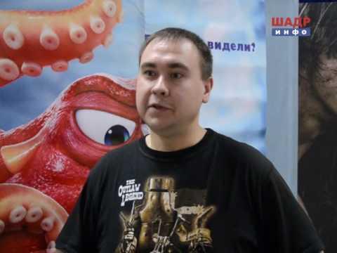 """Кинотеатр """"Октябрь"""" (2016-06-15)"""