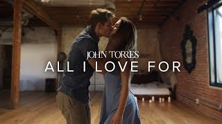 John Torres - All I Love For | Madison Cubbage Choreography | Dance Stories
