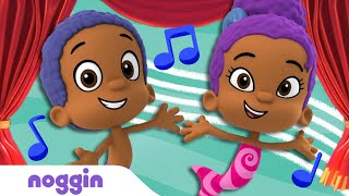 Celebrate Juneteenth w/ Bubble Guppies & Friends!   Rhymes Through Times Dance Along   Noggin