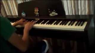 ひこうき雲 Hikoukigumo (Piano) - The Wind Rises 風立ちぬ 荒井由実