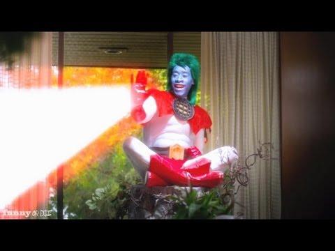 Don Cheadle is Captain Planet - Part 3