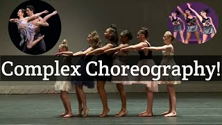Top 10 Dances With Complex Choreography!