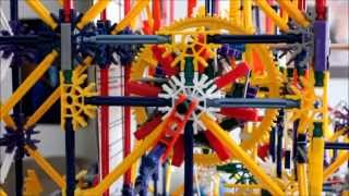 Knex Grandfather Clock