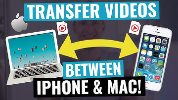 How to Transfer Videos from iPhone to Mac (and Mac to iPhone!)