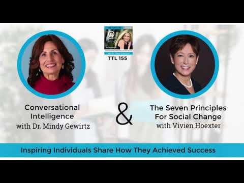 Conversational Intelligence: Connect and Create Impact with With Dr Mindy Gerwitz and Vivien Hoexter