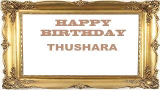 Thushara   Birthday Postcards & Postales - Happy Birthday