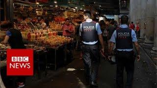 Barcelona suspect admits 'bigger plot' - BBC News