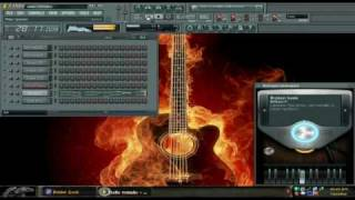 FL Studio 9 - Beyonce - Helo Remake + Download flp