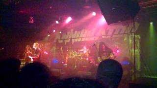 Annihilator - Brain Dance (@live - Belgrade Youth Center)