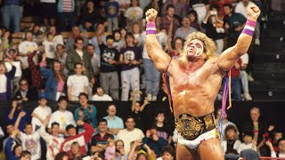 Ultimate Warrior's greatest moments: WWE Playlist