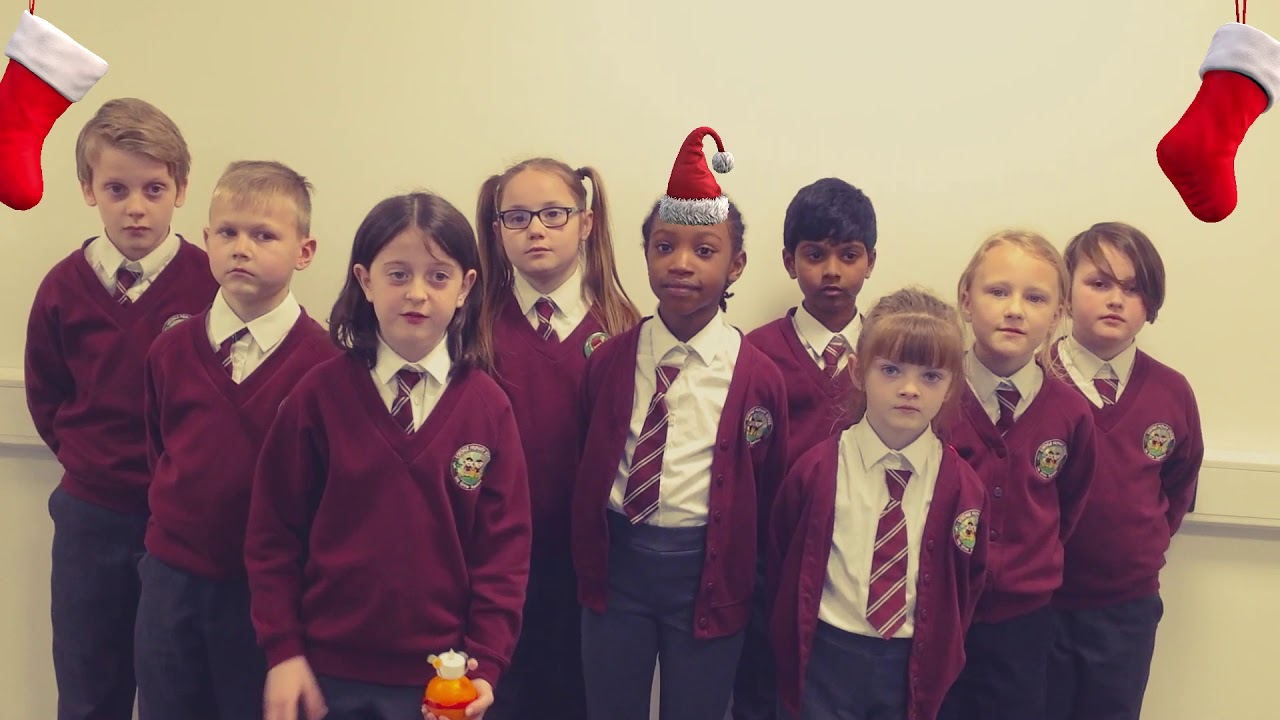 CHRISTINGLE SPECTACULAR by Year 3 and 4