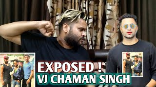 SHUBHAM SHARMA WHY LEFT VJ PAWAN SINGH PRANK CHANNEL | EXPOSED VJ CHAMAN SINGH