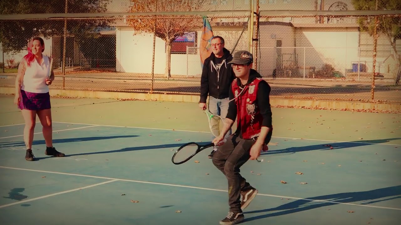 George Crustanza Tennis Court Official Music Video Youtube
