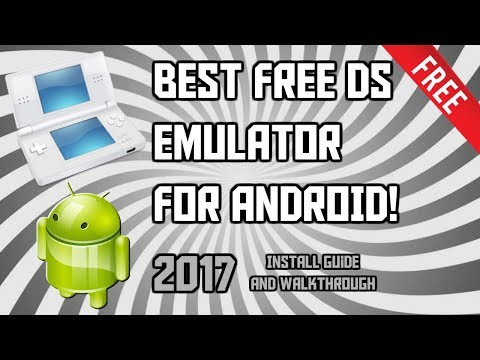 BEST FREE DS EMULATOR FOR ANDROID!! - Install Guide + Walkthrough