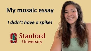 I didn't have a spike. Here's the essay that Stanford admission officers LOVED | College Lead