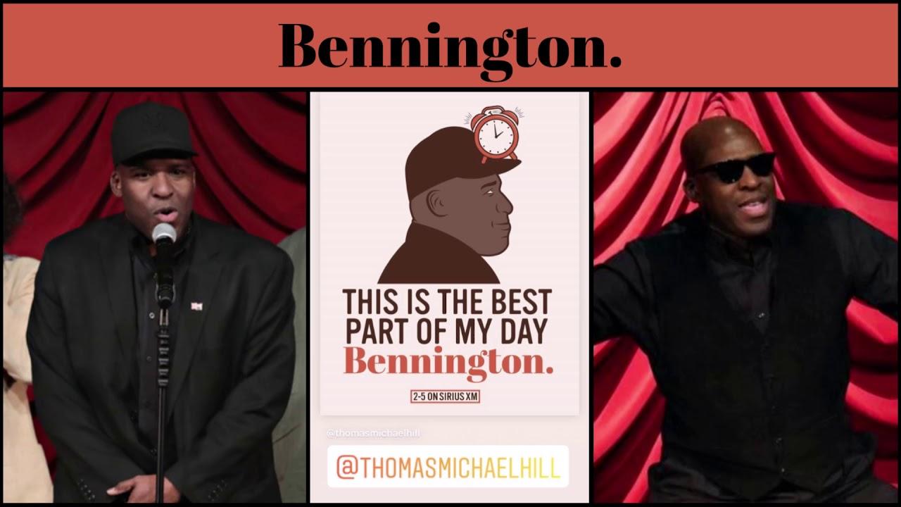 Bennington Show Earl