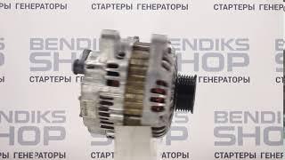 видео Ремонт генератора на Ситроен C4 в Москве